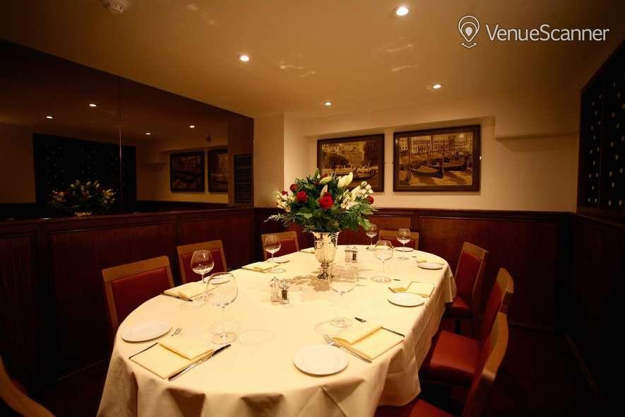 Hire Gatti's Italian Dining The Venetian Room 2