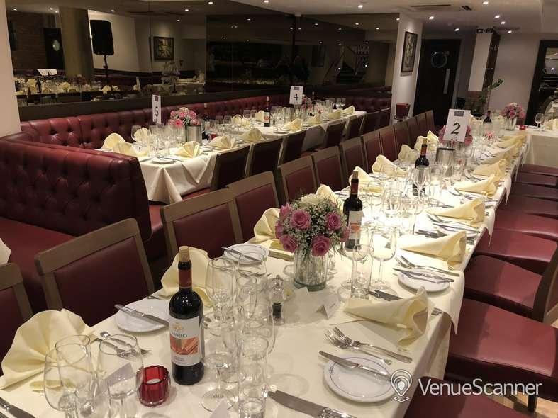 Hire Gatti's Italian Dining Italian Wedding 11