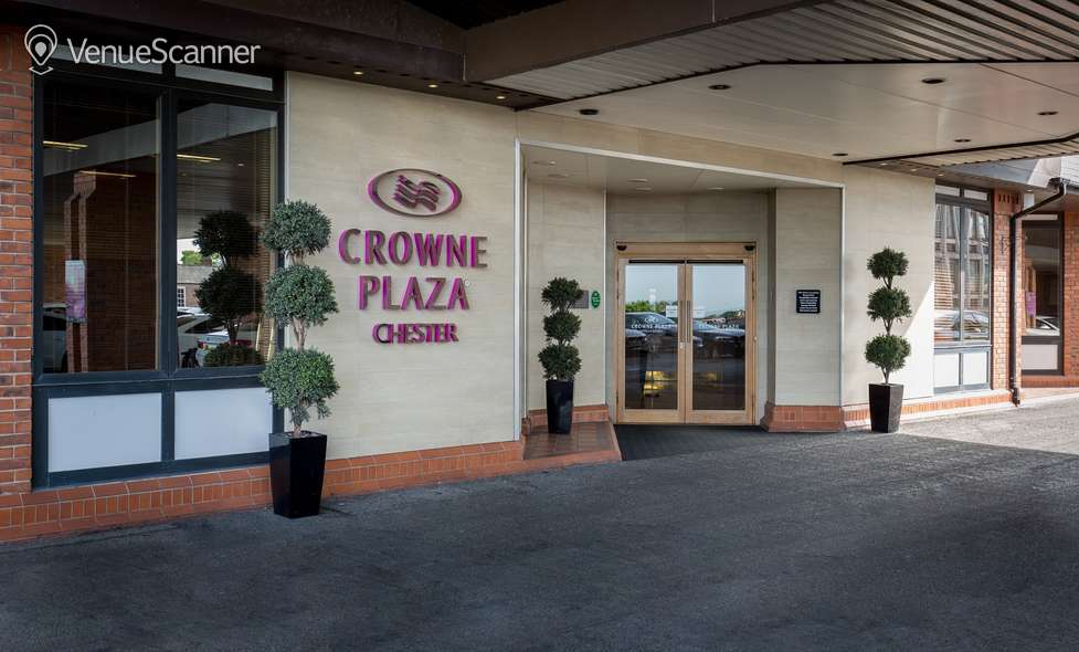 Hire Crowne Plaza Chester | Chester Suite | VenueScanner