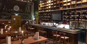 Le Di-vin, Bar