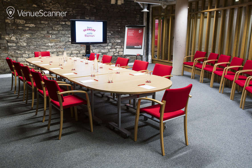 Hire Brunel's Ss Great Britain Conference Space 1