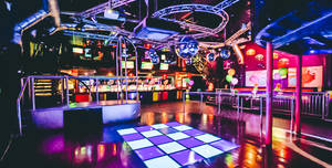 Popworld Southampton, Main Room