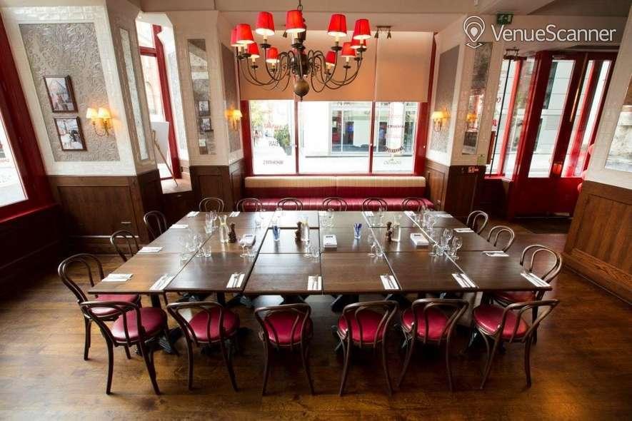Hire Café Rouge St Paul's Exclusive Hire 1
