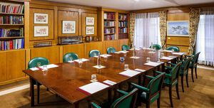 Mercers' Hall, Library