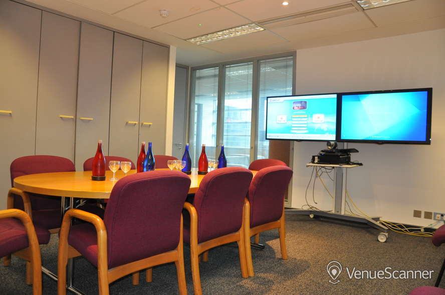 Hire 297 Euston Road Vanadium Room