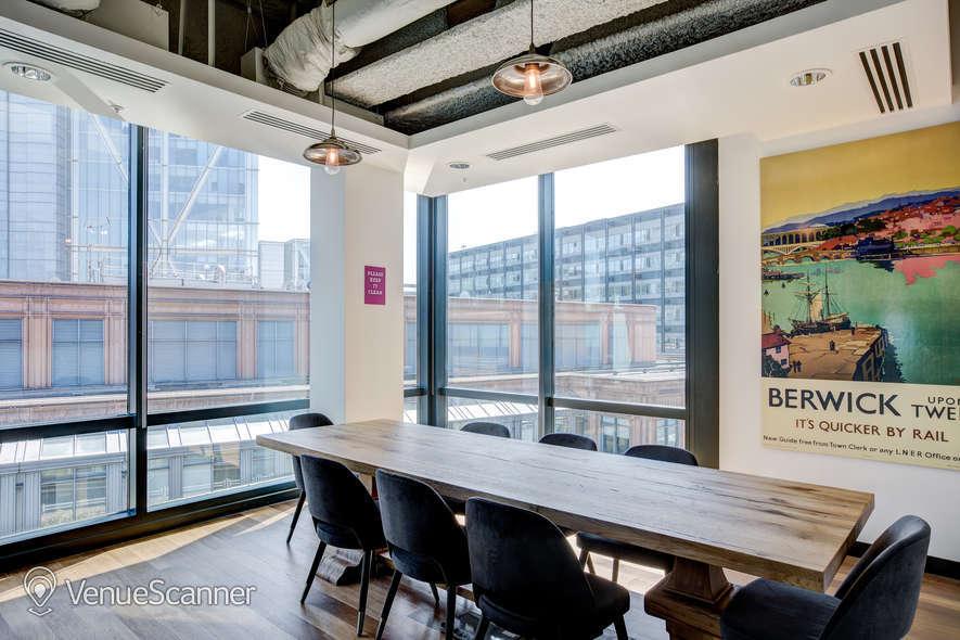 Hire Mindspace Shoreditch Mindspace Meeting Room M91