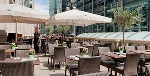 We Are Bar Bishopsgate, Semi - Exclusive Terrace