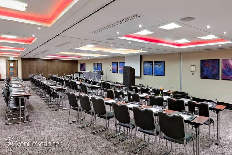 Grange Hotel London Room Layout