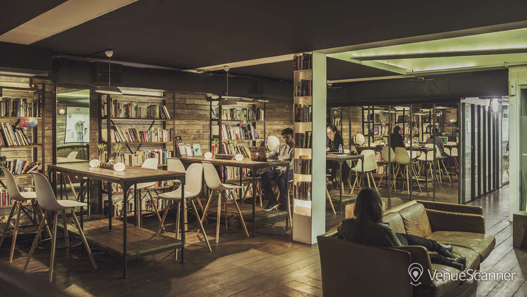 Hire The Stay Club, Camden Town Workshop/ Classroom