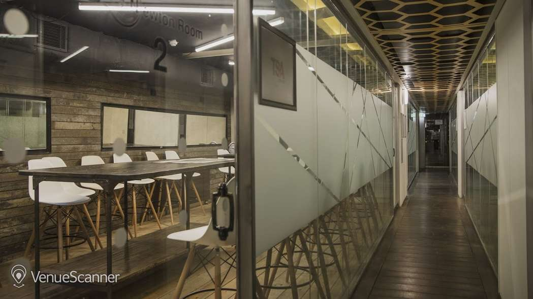 Hire The Stay Club, Camden Town Workshop/ Classroom 3