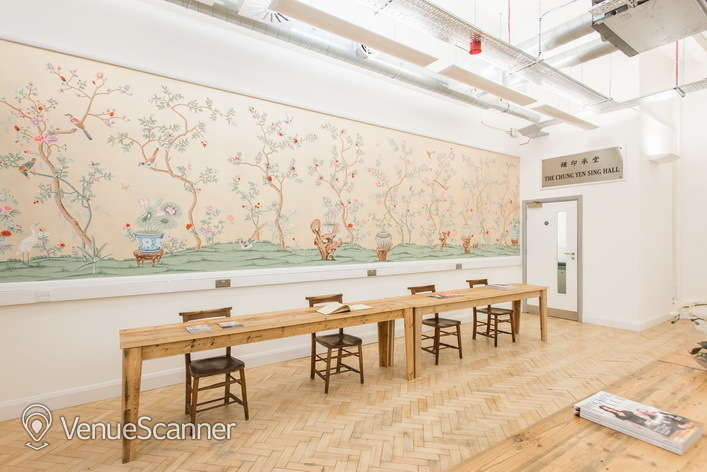 Hire China Exchange Chung Yen Sing Hall 2