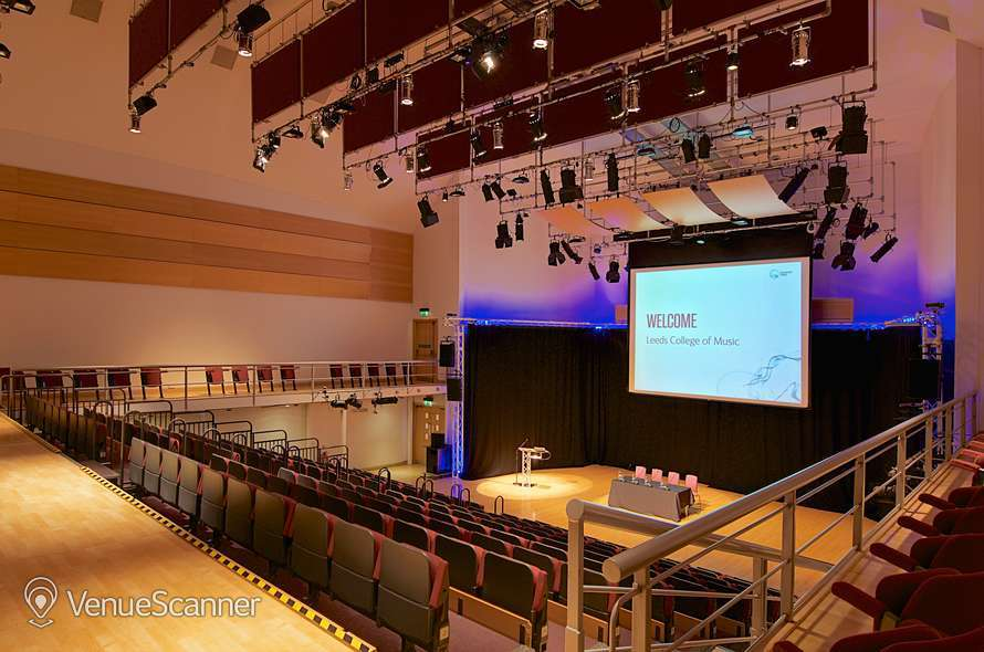 Hire Leeds College Of Music The Venue