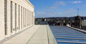 The Bodleian Libraries, Roof Terrace