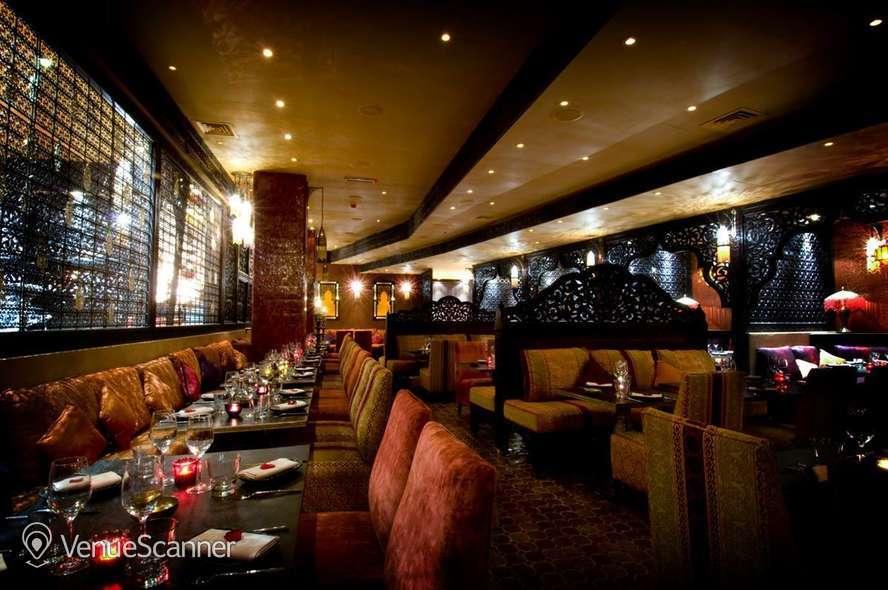 Hire Kenza Restaurant Lounge Exclusive Hire 5