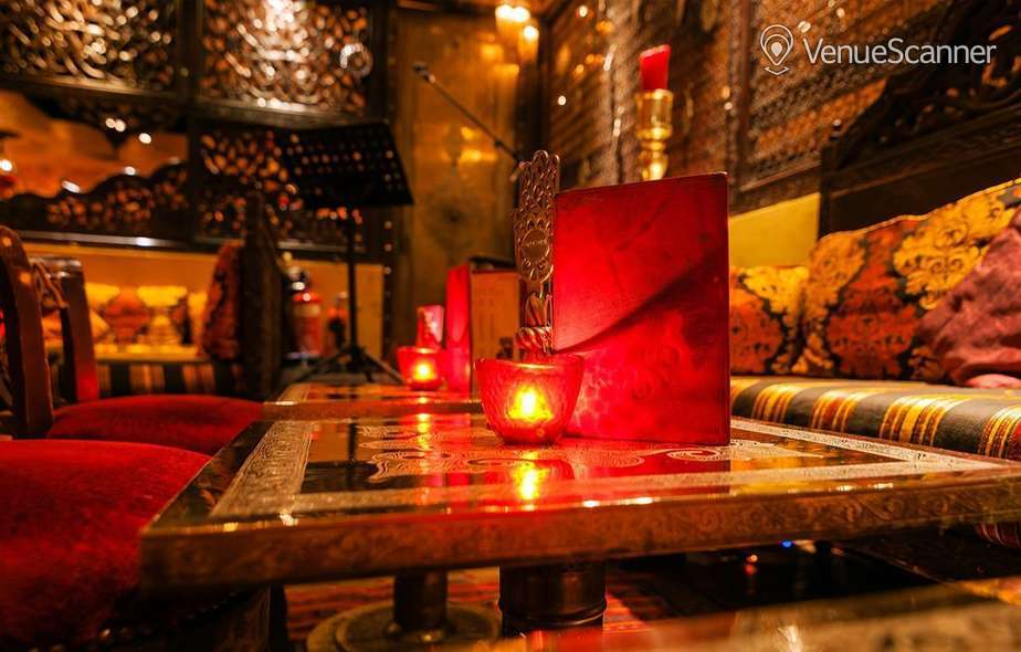 Hire Kenza Restaurant Lounge Exclusive Hire 25