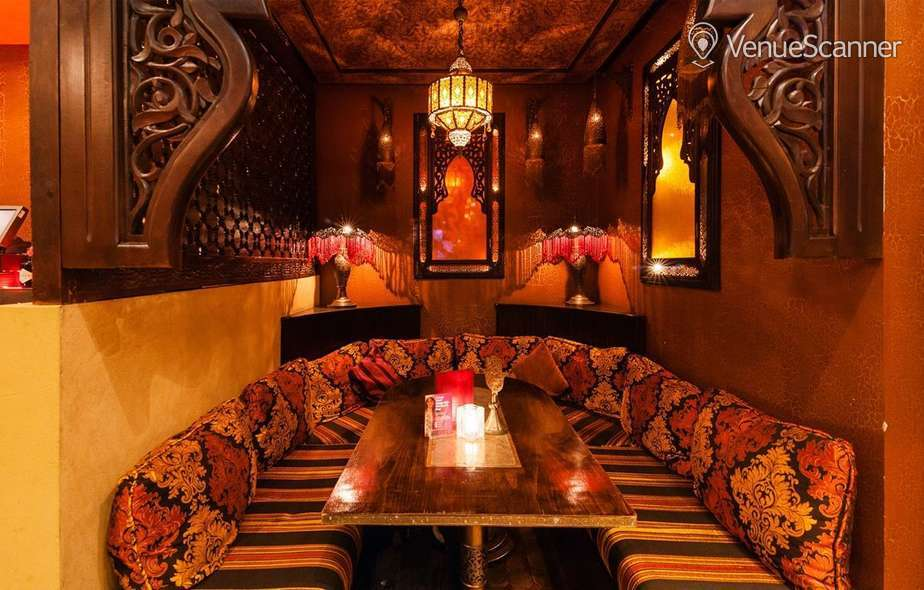 Hire Kenza Restaurant Lounge Exclusive Hire 13