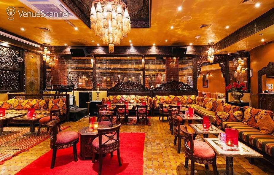 Hire Kenza Restaurant Lounge Exclusive Hire 9
