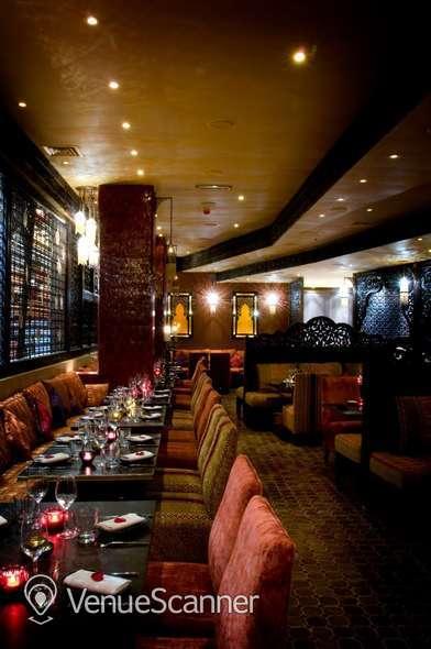 Hire Kenza Restaurant Lounge Exclusive Hire 2