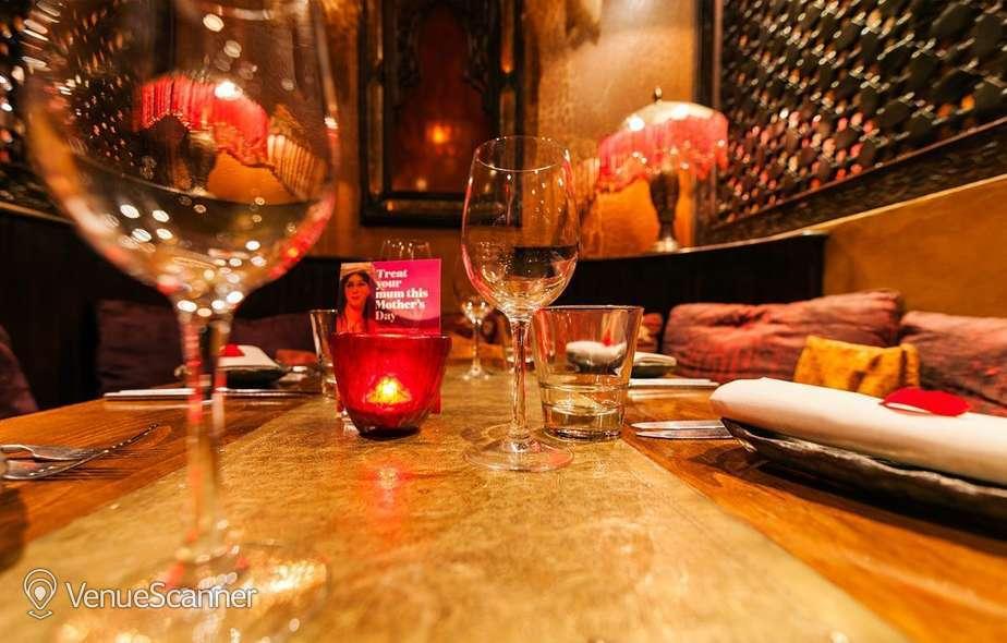 Hire Kenza Restaurant Lounge Kenza Alcove 5