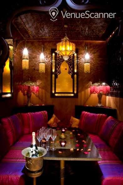 Hire Kenza Restaurant Lounge Kenza Alcove