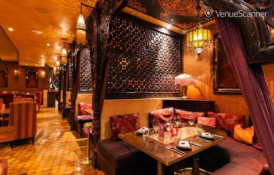 Hire Kenza Restaurant Lounge Exclusive Hire 19