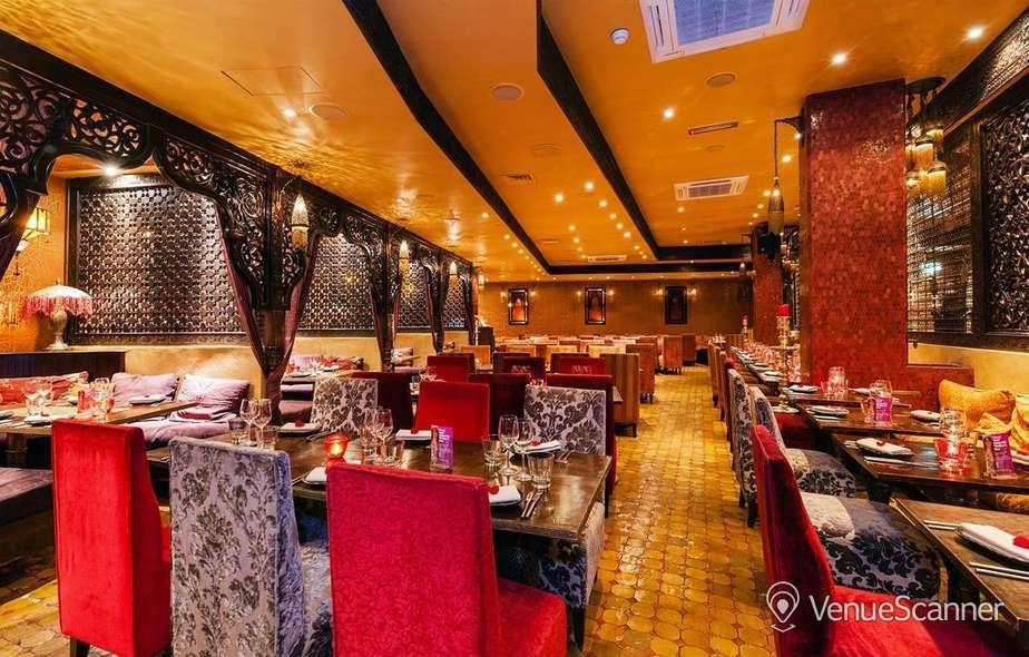 Hire Kenza Restaurant Lounge Exclusive Hire 20