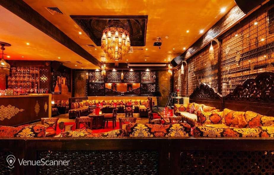 Hire Kenza Restaurant Lounge Exclusive Hire 30