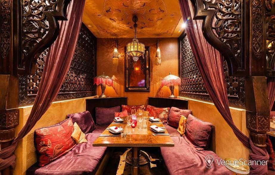 Hire Kenza Restaurant Lounge Exclusive Hire 17