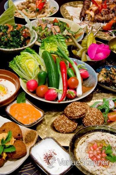 Hire Kenza Restaurant Lounge Kenza Alcove 3