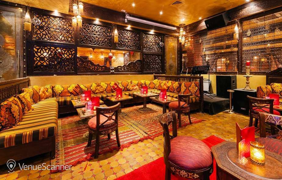 Hire Kenza Restaurant Lounge Exclusive Hire 12