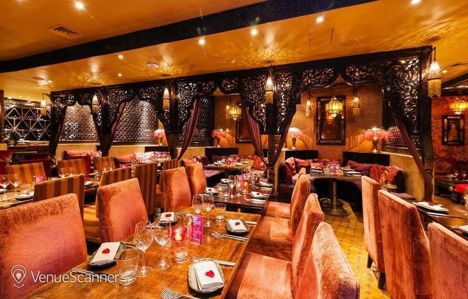 Hire Kenza Restaurant Lounge Exclusive Hire 16