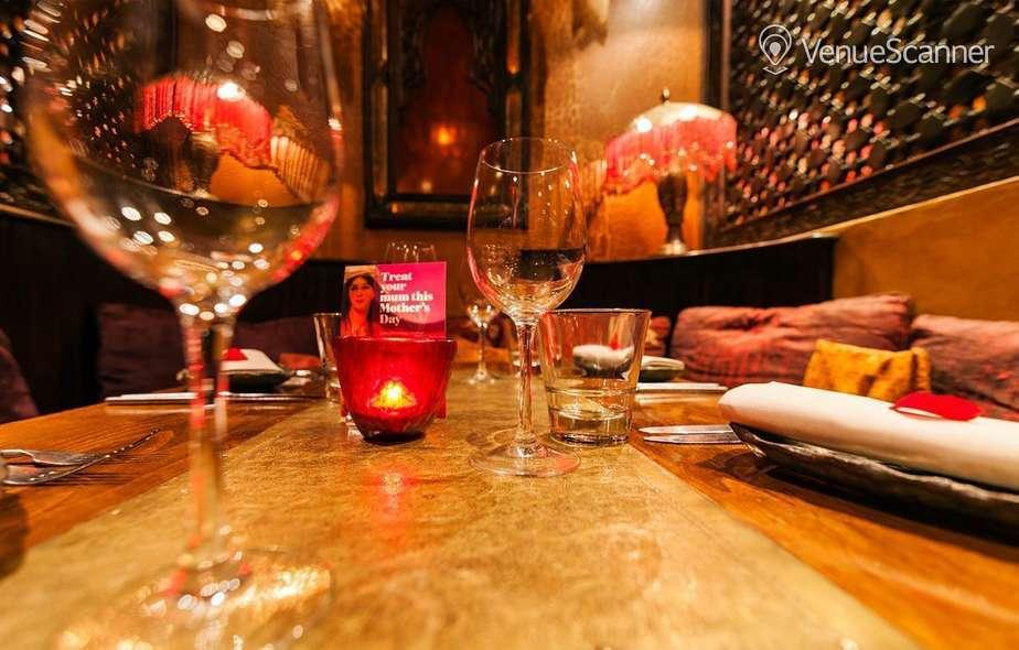 Hire Kenza Restaurant Lounge Exclusive Hire 27