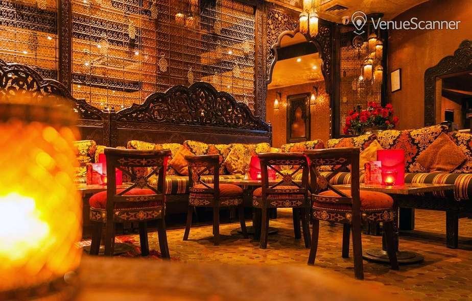 Hire Kenza Restaurant Lounge Exclusive Hire 23