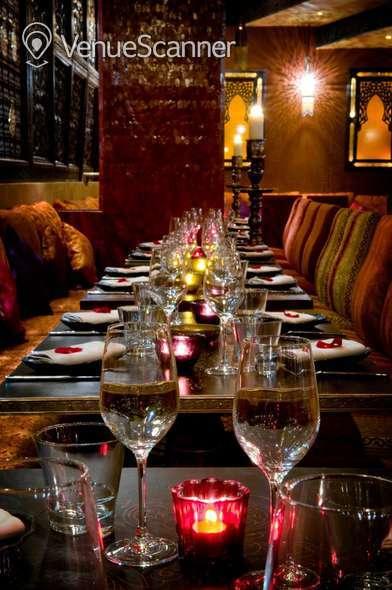 Hire Kenza Restaurant Lounge Exclusive Hire 4