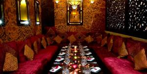 Kenza Restaurant Lounge, The Dar Lazrak