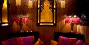 Kenza Restaurant Lounge, Kenza Alcove