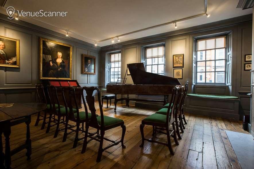 Hire Handel & Hendrix In London Hendrix Flat 6
