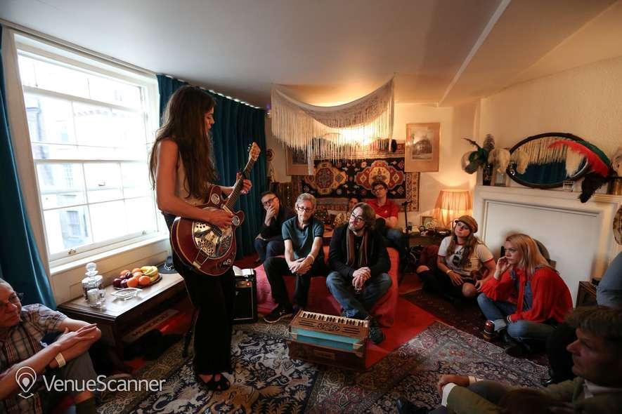 Hire Handel & Hendrix In London Hendrix Flat 7