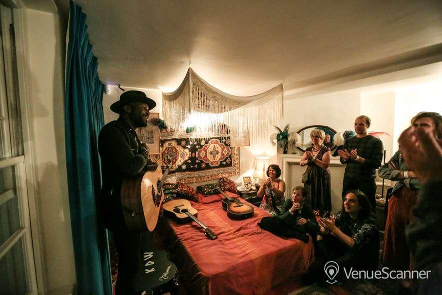 Hire Handel & Hendrix In London Hendrix Flat 9