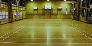 Oak Wood School, Gymnasium