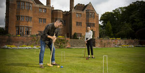 New Place Hotel - Hampshire, Croquet Lawn