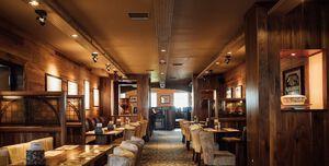 Robinsons Bar, Bistro