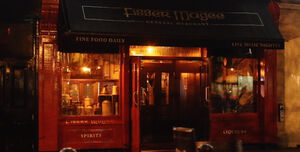 Robinsons Bar, Fibbers