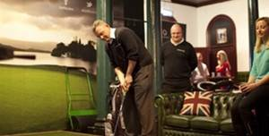 Surbiton Golf Studio, Exclusive Hire