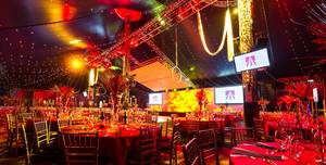 Awesome Events – Christmas Parties, Bloomsbury Big Top