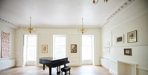 Pushkin House, Music And Function Room