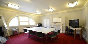 Pushkin House, Meeting Room