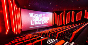 Cineworld Leeds White Rose, Screen 1