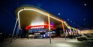 Cineworld Leeds White Rose, Screen 4