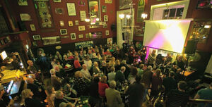The Merchant's Arch, Function Room